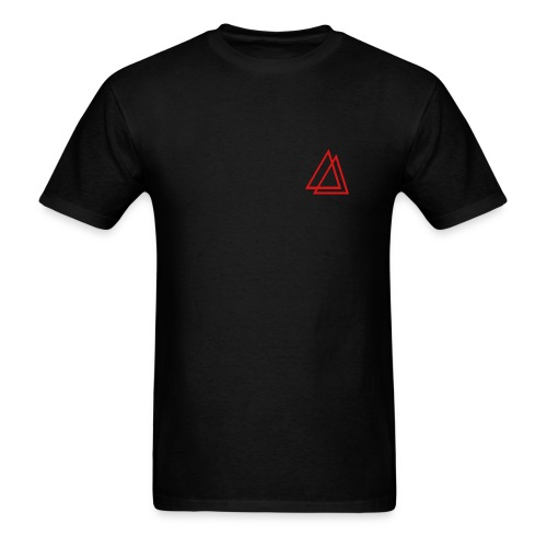 Entropy Red Logo Tee - Men's T-Shirt