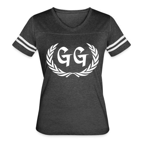 Good Game Womans T-Shirt - Women's Vintage Sport T-Shirt