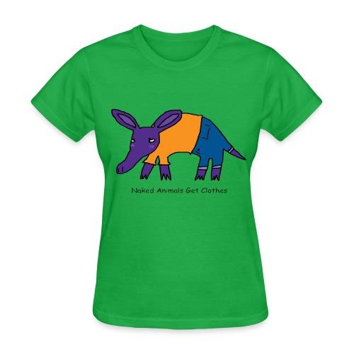 NAGC Logo Women's T-Shirt - Women's T-Shirt