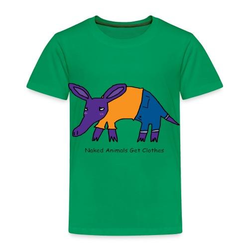 NAGC Logo Toddler Premium T-Shirt - Toddler Premium T-Shirt