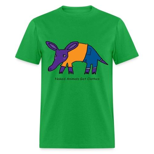 NAGC Logo Men's T-Shirt - Men's T-Shirt