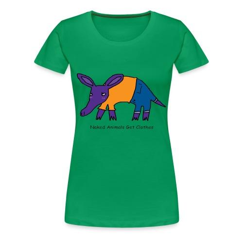 NAGC Logo Women's Premium T-Shirt - Women's Premium T-Shirt