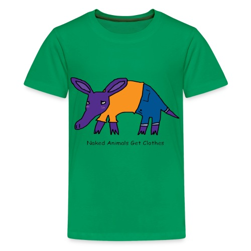 NAGC Logo Kids' Premium T-Shirt - Kids' Premium T-Shirt