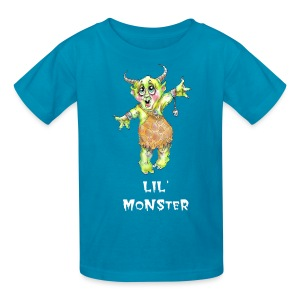 Lil Monster T shirt Kids 1 - Kids' T-Shirt