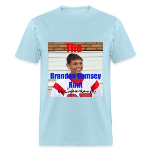 The Brandon Ramsey Rant - Men's T-Shirt