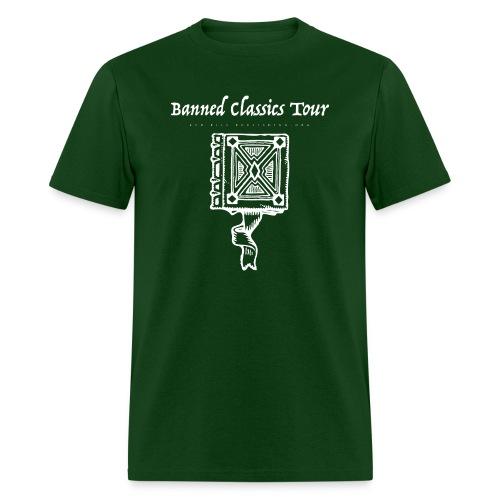 Men's Tee White - Men's T-Shirt