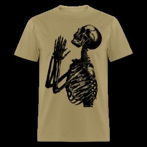 Pray Men's T-Shirt - Men's T-Shirt