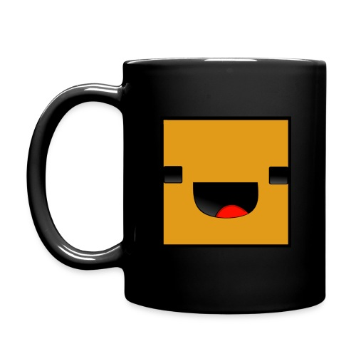 Derpy Face Mug - Full Color Mug
