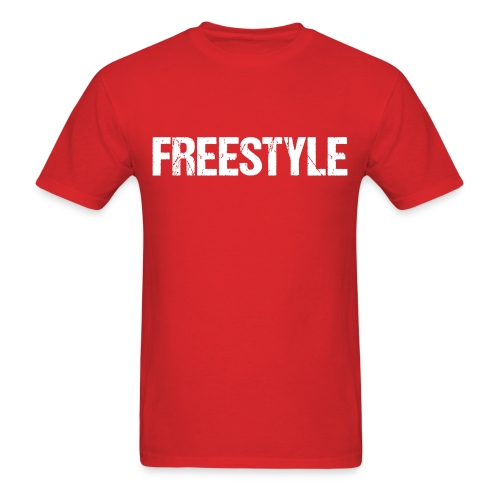 Freestyle T - Men's T-Shirt