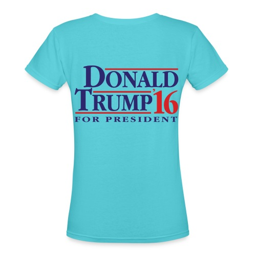 Simply Deplorable - Women's V-Neck T-Shirt