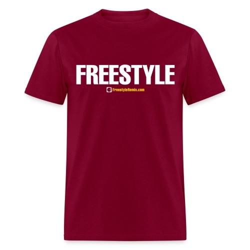 Freestyle Remix T - Men's T-Shirt