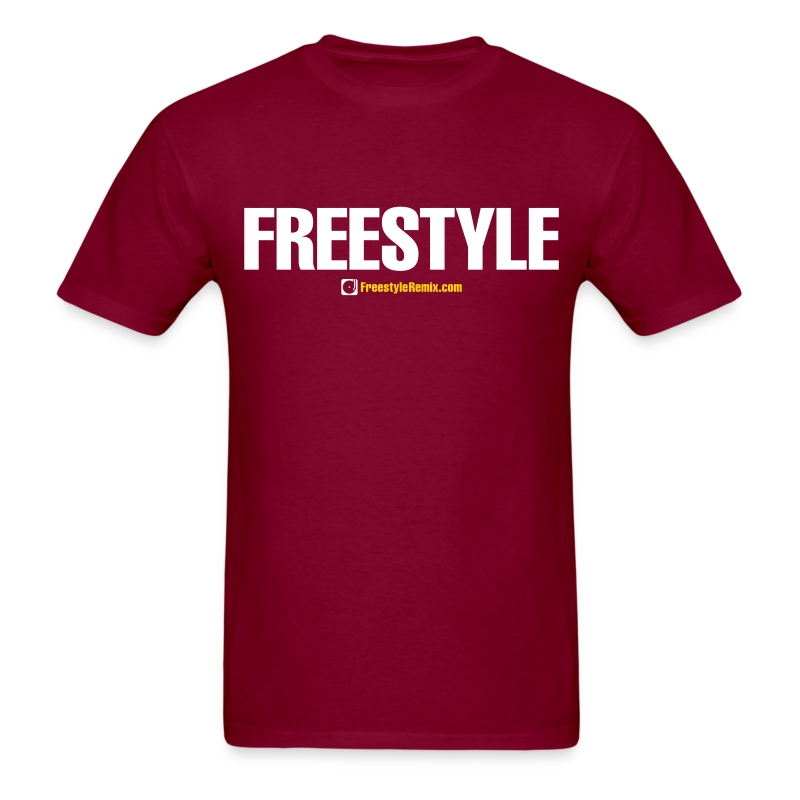 Freestyle Remix T - Men's T-Shirt