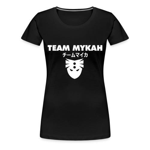 Team Mykah 2016 Women's T Shirt - Women's Premium T-Shirt