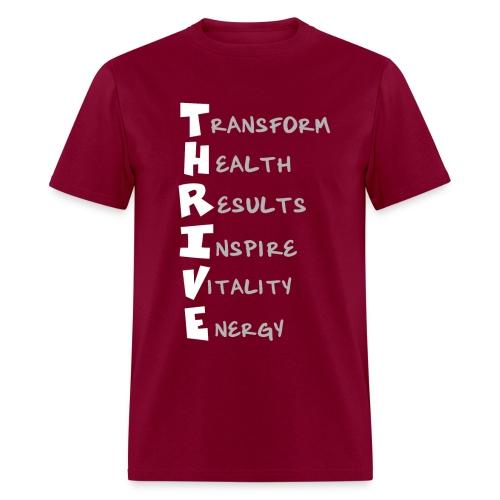 Unisex T-Shirt - Thrive Meaning - Men's T-Shirt