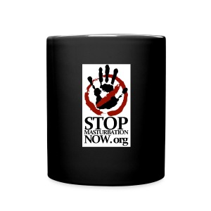 SMN Black Logo Mug - Full Color Mug