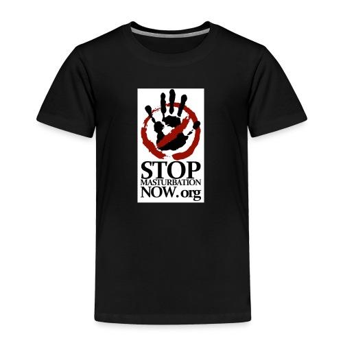 SMN Black Logo T-Shirt - Toddler Premium T-Shirt