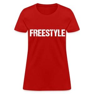 Freestyle T women's cut - Women's T-Shirt