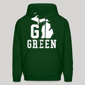 Go GREEN - Men's Hoodie