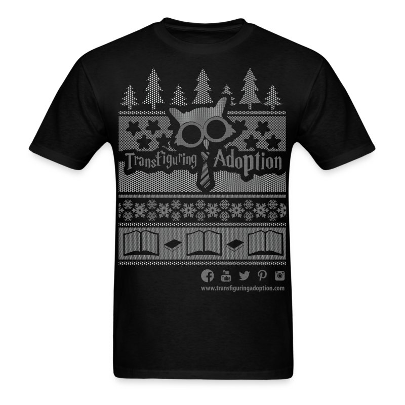 Ugly Christmas Shirt - Men's T-Shirt