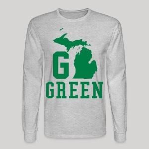 Go GREEN - Men's Long Sleeve T-Shirt