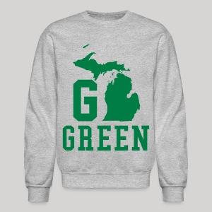 Go GREEN - Crewneck Sweatshirt