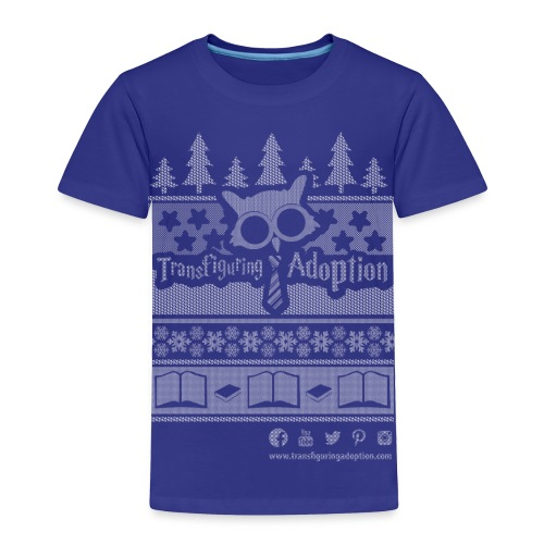 Ugly Christmas Shirt - Toddler Premium T-Shirt