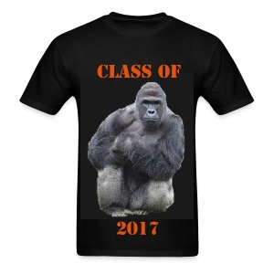 Class of 2017: The Harambest - Men's T-Shirt