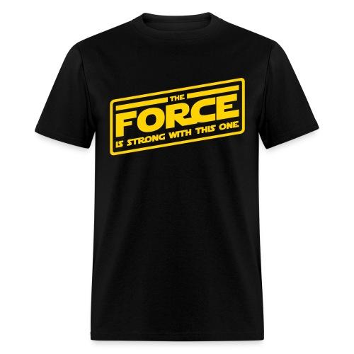The Force - Men's T-Shirt
