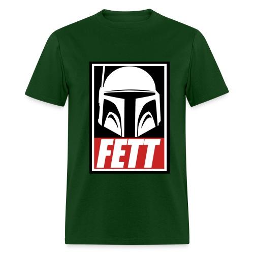 Fett - Men's T-Shirt