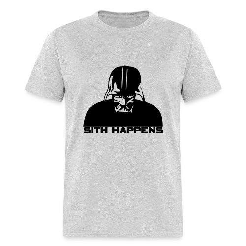 Sith Happens - Men's T-Shirt