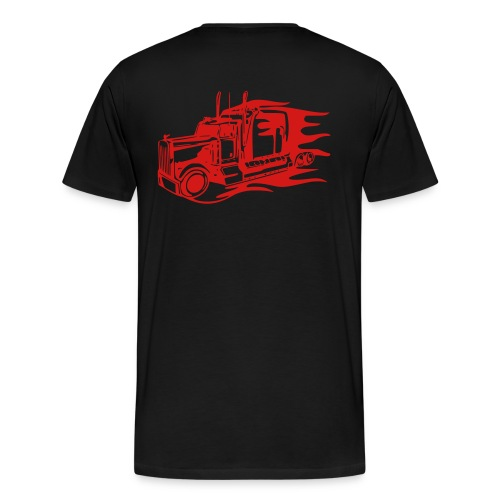 Savannah Trucking LLC Men's T-Shirt  - Men's Premium T-Shirt