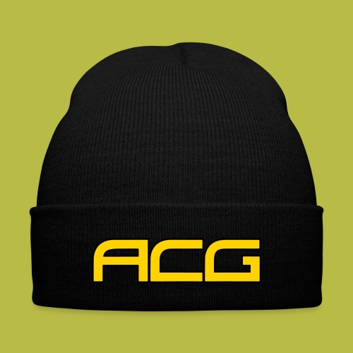 Knit ACG - Knit Cap with Cuff Print