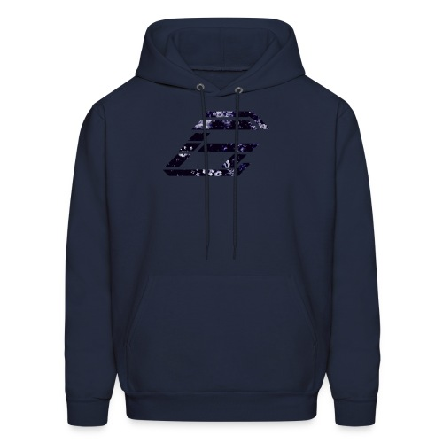 Revised Dark Floral Sweatshirt - Men's Hoodie