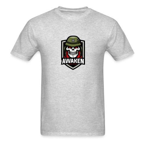 AWAKEN MILITIA T-Shirt - Men's T-Shirt