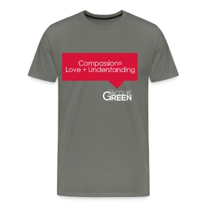 Compassion - Men's Premium T-Shirt