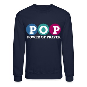POP: Power of Prayer - Crewneck Sweatshirt
