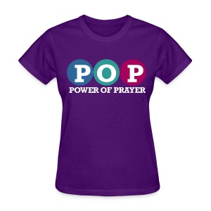 Women's T-Shirt - praise,love,god,compassion