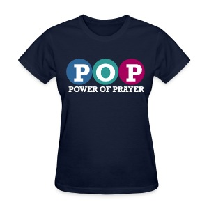 POP: Power of Prayer - Women's T-Shirt