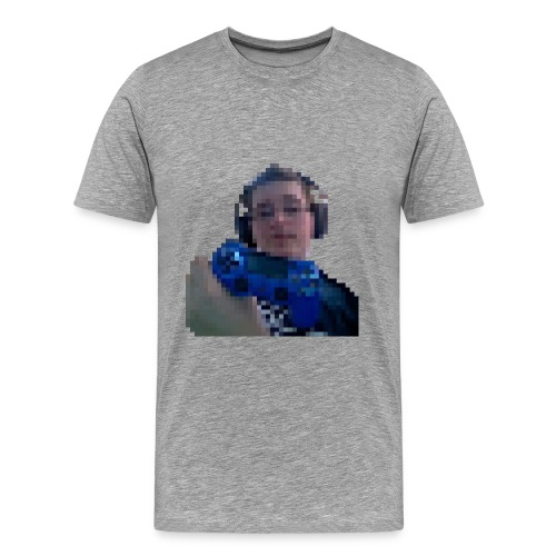 GAMETRON777 Pixel Art T-Shirt - Men's Premium T-Shirt