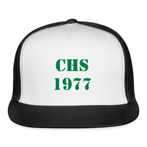 CHS 1977 Hat - Trucker Cap
