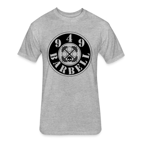 Classic Logo - Fitted Cotton/Poly T-Shirt by Next Level
