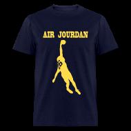 T-Shirts ~ Men's T-Shirt ~ Air Jourdan