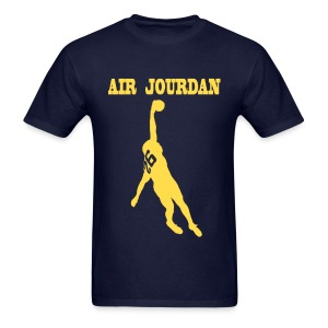 Air Jourdan - Men's T-Shirt