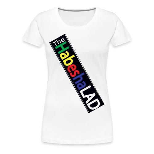 Women TheHabeshaLAD - Women's Premium T-Shirt