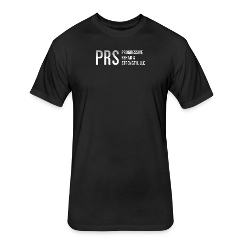 Men's Competition Tee 2 - Fitted Cotton/Poly T-Shirt by Next Level