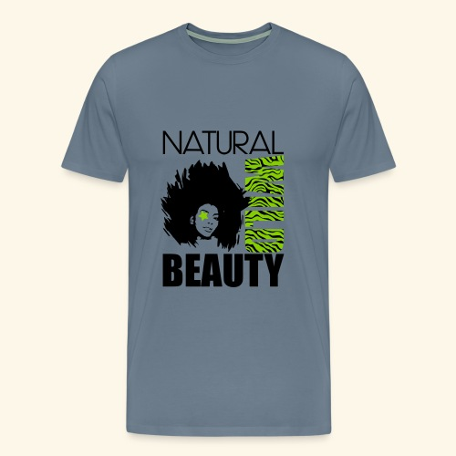 Naturaal Wild Beauty - Men's Premium T-Shirt