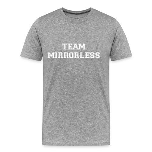 Team Mirrorless - Men's Premium T-Shirt