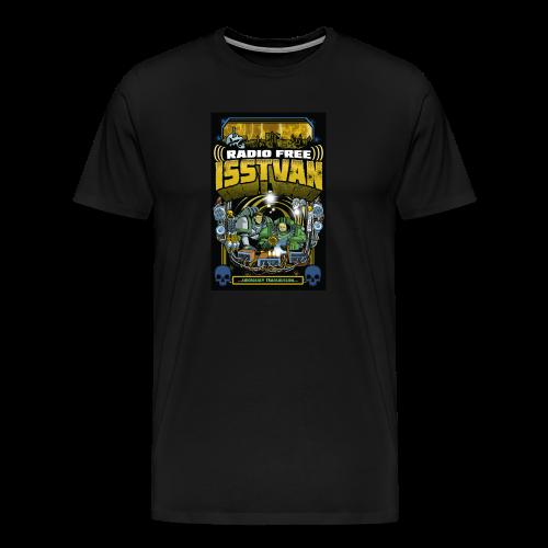 Radio Free Isstvan Small - Men's Premium T-Shirt