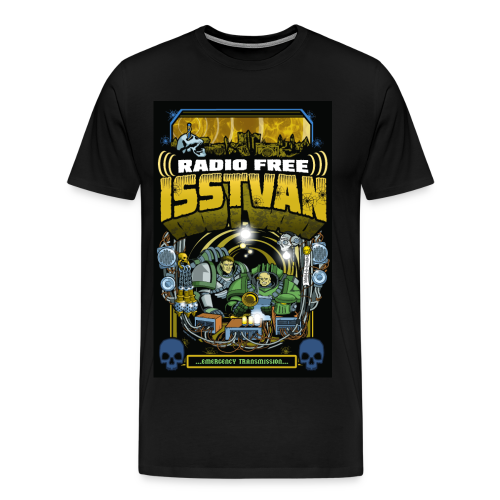 Radio Free Isstvan Large - Men's Premium T-Shirt