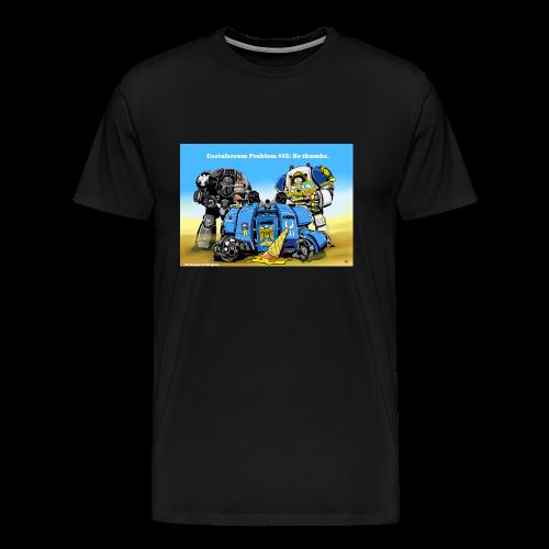 Castaferrum Problems #56 - Men's Premium T-Shirt